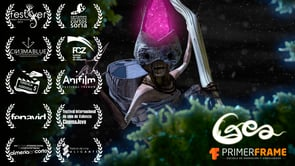 Gea. Cortometraje de animación de Carlos Escutia y PrimerFrame