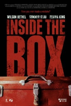 Dentro de la caja (Inside the Box) cortometraje cartel poster
