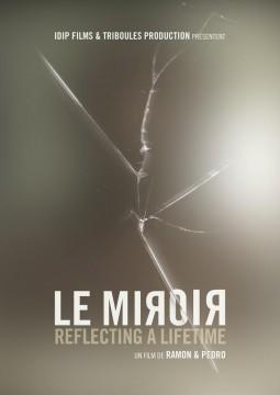 Le miroir cortometraje cartel poster