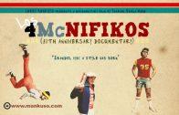 Los 4 McNifikos. Cortometraje dirigido por Tucker Dávila Wood