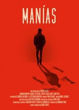 Manías cortometraje cartel poster
