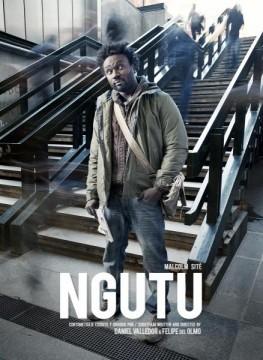 Ngutu cortometraje cartel poster