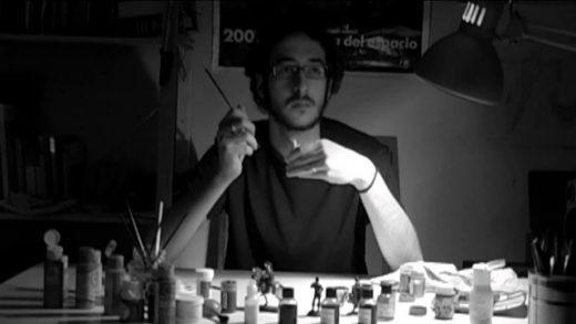 Painting Soldiers. Cortometraje dirigido por los Hermanos Prada