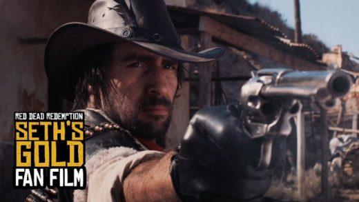 Red Dead Redemption: Seth's Gold. Cortometraje de Zapruder Pictures