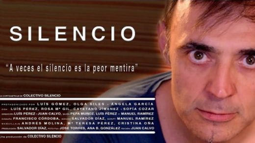 Silencio. Cortometraje español de Luis Pérez y Juan Calvo