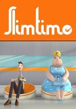 Slimtime cortometraje cartel poster