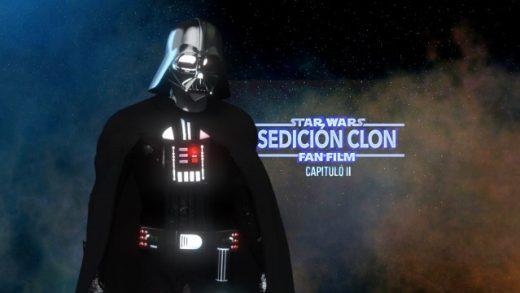 Star Wars Sedición Clon - Capítulo 2. Webserie de Ignacio Clavero