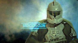 Star Wars Sedición Clon – Capítulo 1. Webserie de Ignacio Clavero