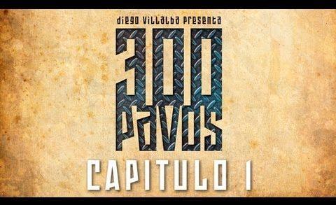 Trescientos pavos 1x01 Okupas. Webserie online de Diego Villalba
