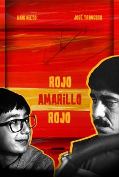 Rojo Amarillo Rojo cortometraje cartel poster