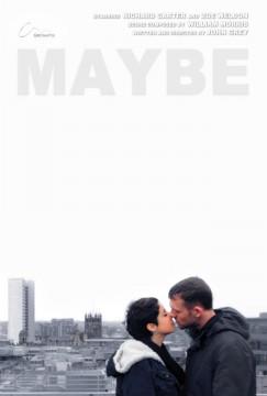 Maybe cortometraje cartel poster