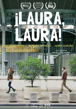 Laura, Laura cortometraje cartel poster