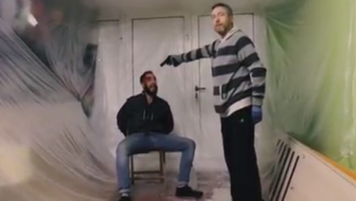 30 segundos. Cortometraje español de Santiago Cámara y Víctor Sáez