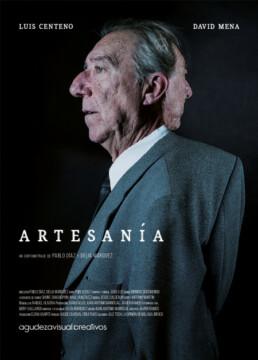 Artesania corto cartel poster