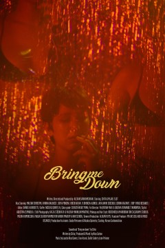 Bring me down cortometraje cartel poster