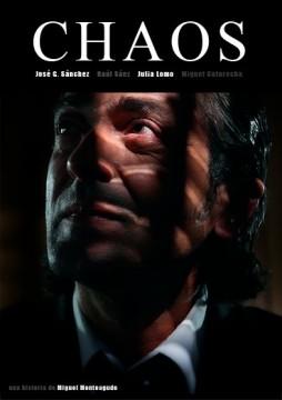 CHAOS cortometraje cartel poster
