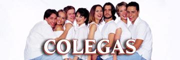 Colegas webserie española online