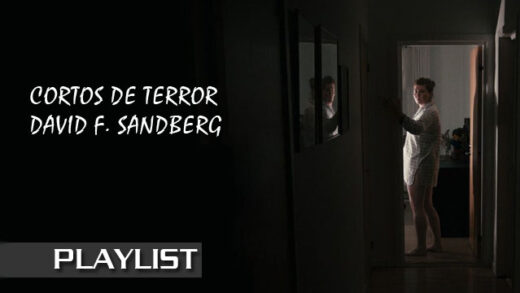 Cortos de Terror de David Sandberg. Cortometrajes de terror