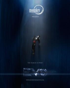EVO cortometraje cartel poster