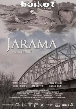 Jarama cortometraje cartel poster
