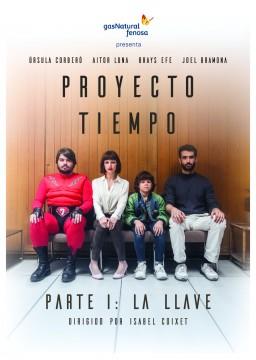 Proyecto Tiempo. Parte I cortometraje cartel poster
