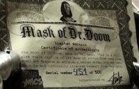 La máscara de Muerte 451. Cortometraje español de David Galán Galindo