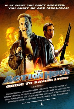 The Action Hero's Guide to Saving Lives cortometraje cartel poster