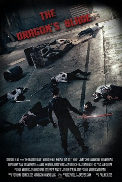 The Dragon's Blade cortometraje cartel poster