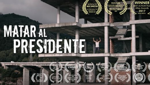 Matar al presidente. Cortometraje de Pedro Pacheco Arlandi