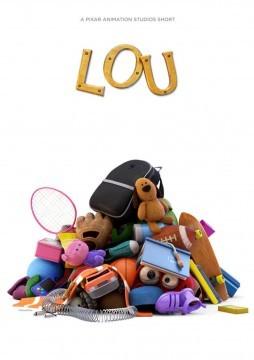 Lou cortometraje cartel poster