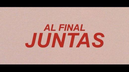 Al final juntas 1x01 El fin del sol. Webserie española de Andrea Casaseca