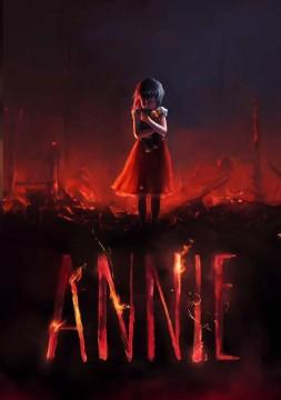 Annie origins cortometraje cartel poster