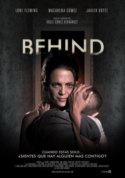 Behind cortometraje cartel poster