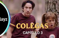 Colegas. Webserie española con actores juveniles de los años 90