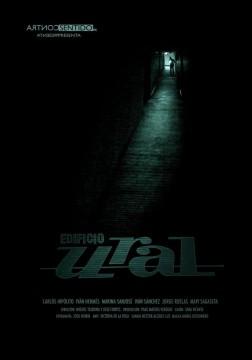 Edificio Ural cortometraje cartel poster
