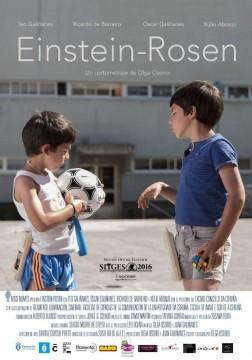 Einstein-Rosen cortometraje cartel poster