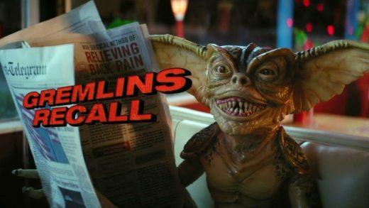 Gremlins: Recall. Cortometraje FanFilm de Ryan Patrick