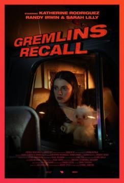 Gremlins Recall cortometraje cartel poster