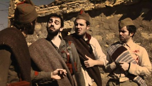 Los hijos de Mambrú. Episodio 3: Caminantes. Webserie española