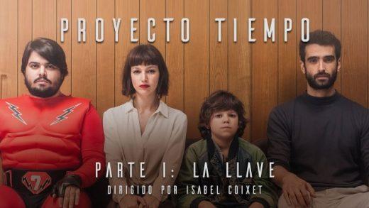 Proyecto Tiempo. Parte I: La llave. Cortometraje de Isabel Coixet