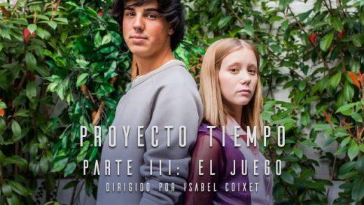 Proyecto Tiempo. Parte III: El juego Cortometraje de Isabel Coixet