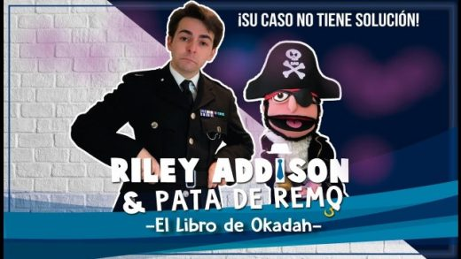 Riley Addison y Pata de Remo: El Libro de Okadah