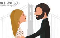 San Francisco. Cortometraje español de David Pareja