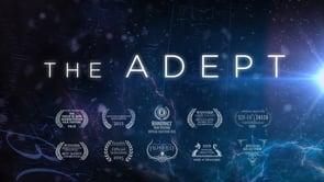 The adept. Cortometraje de ciencia-ficción de Adam Stern