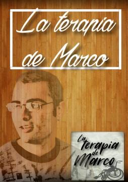 La terapia de Marco cortometraje cartel poster