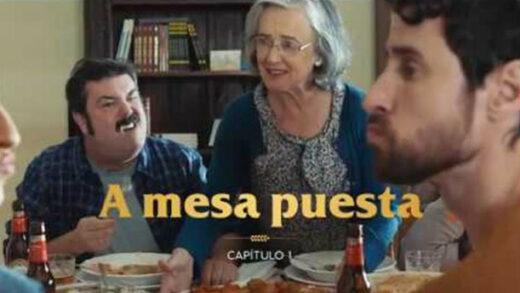Hora de reconocer Capítulo 1. A mesa puesta. Webserie española