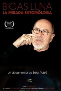 Bigas Luna La mirada entomòloga cortometraje cartel poster