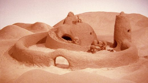 El castillo de arena. Cortometraje de animación stop-motion ganador oscar