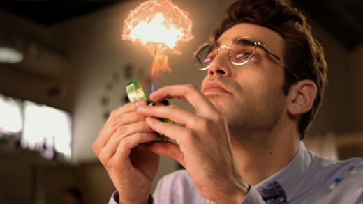 El encendedor cuántico. Cortometraje español de Pau Escribano