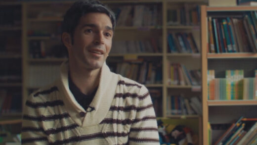 La Escuela Rural. Cortometraje documental de Álvaro de la Hoz